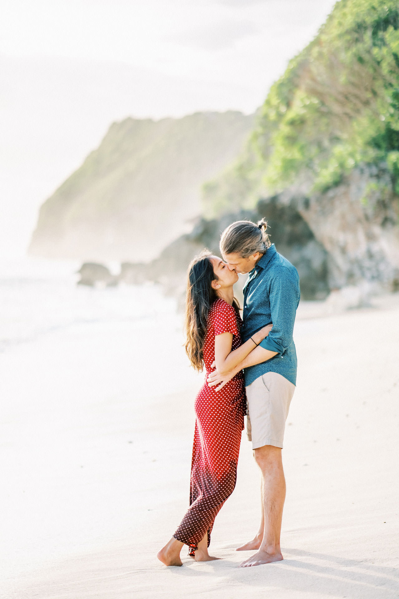 Bali's Beach Marriage Proposal with a Proposal Video! 27
