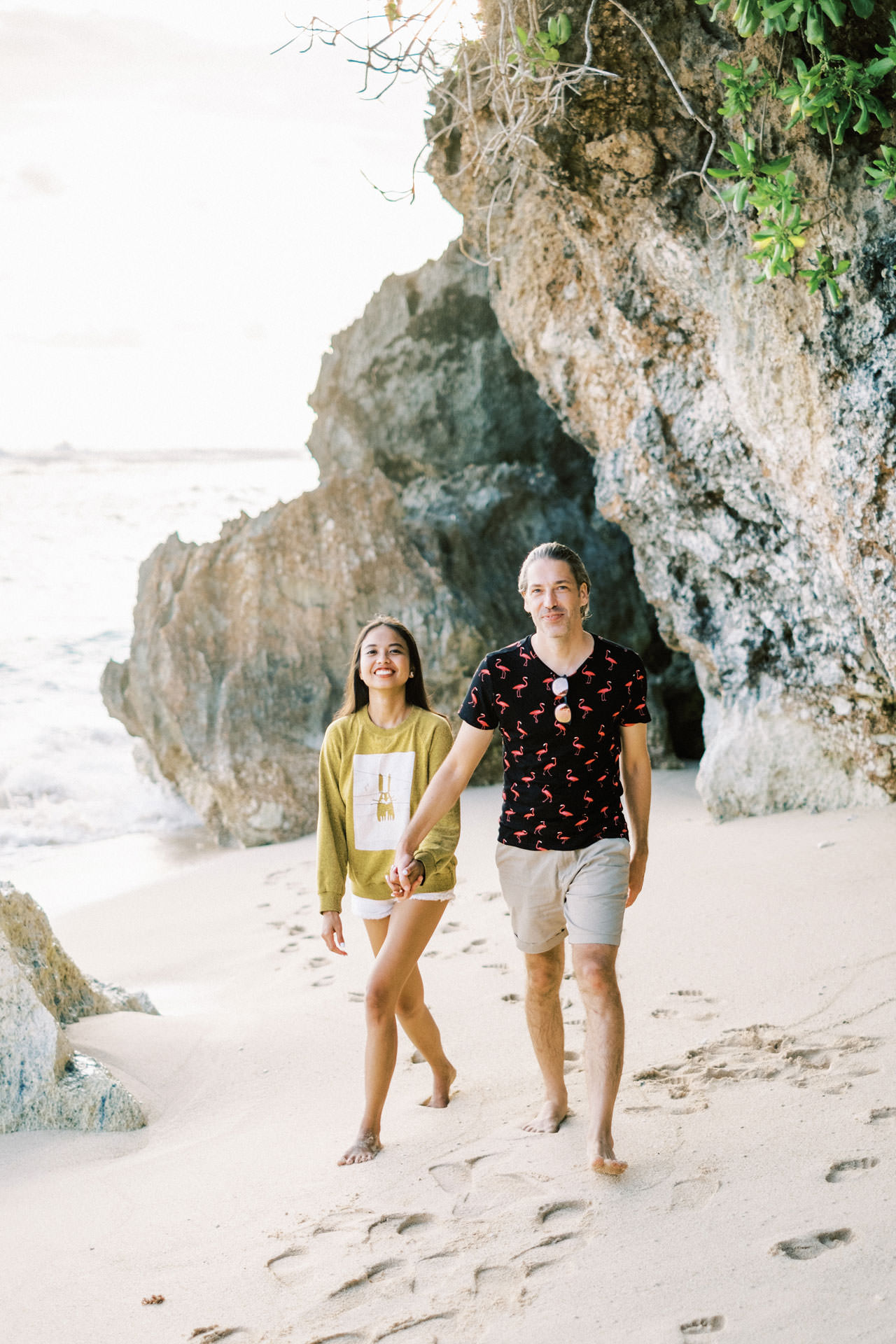 Bali's Beach Marriage Proposal with a Proposal Video! 28
