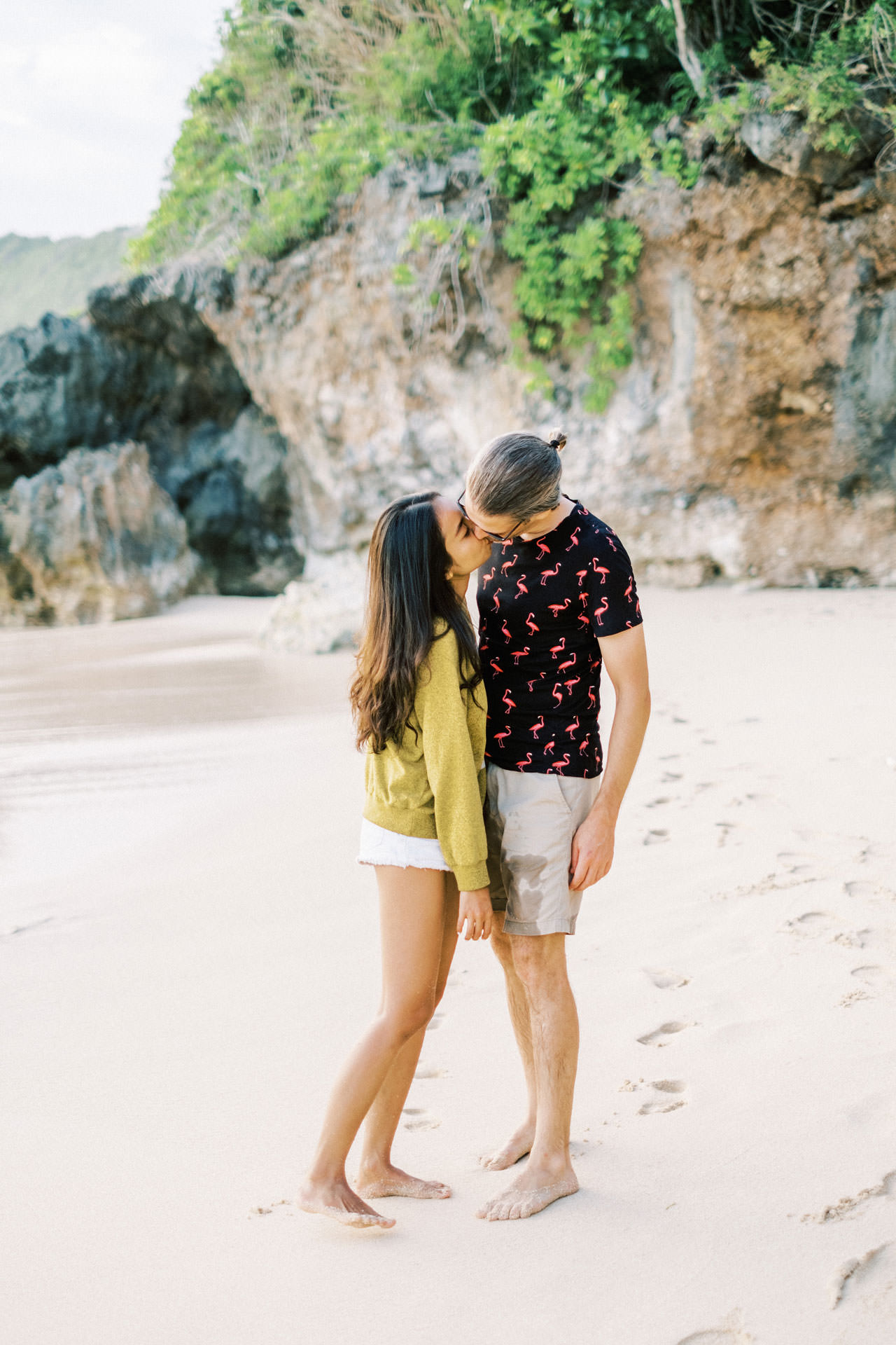Bali's Beach Marriage Proposal with a Proposal Video! 32