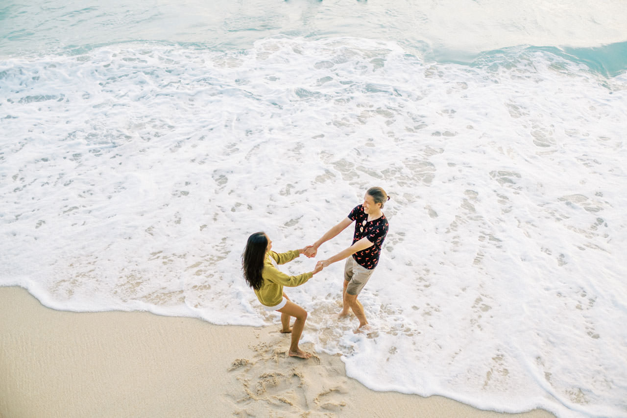 Bali's Beach Marriage Proposal with a Proposal Video! 33
