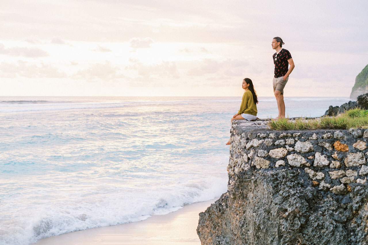Bali's Beach Marriage Proposal with a Proposal Video! 37