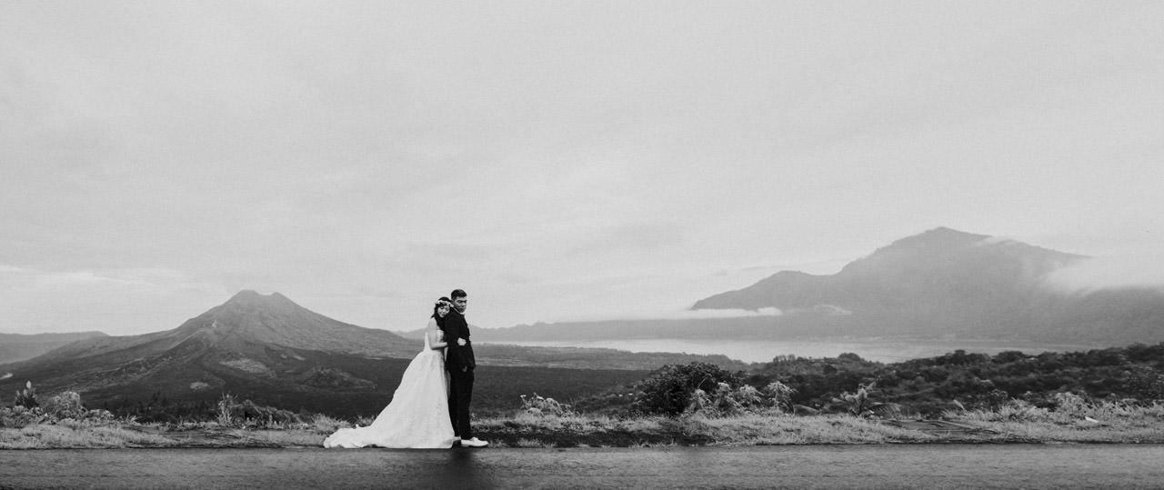 B&S: Full Day Bali Pre-Wedding Photography 1