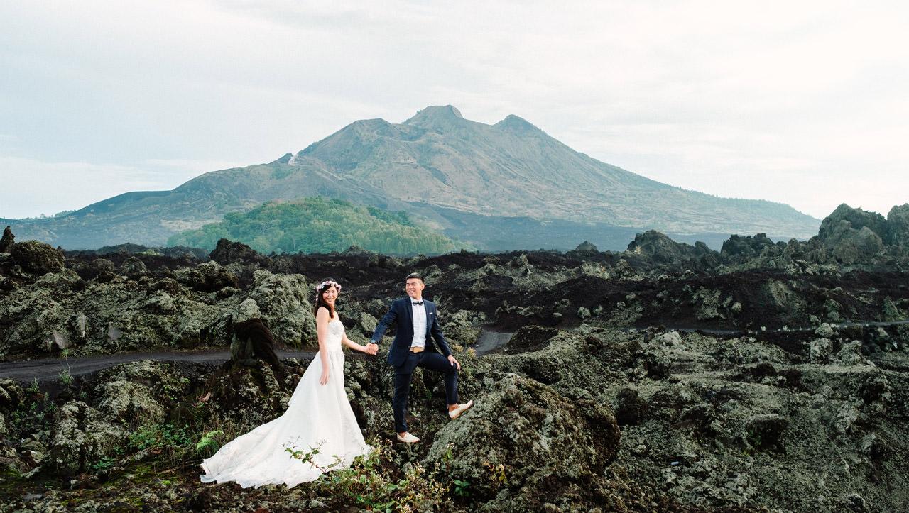 B&S: Full Day Bali Pre-Wedding Photography 12