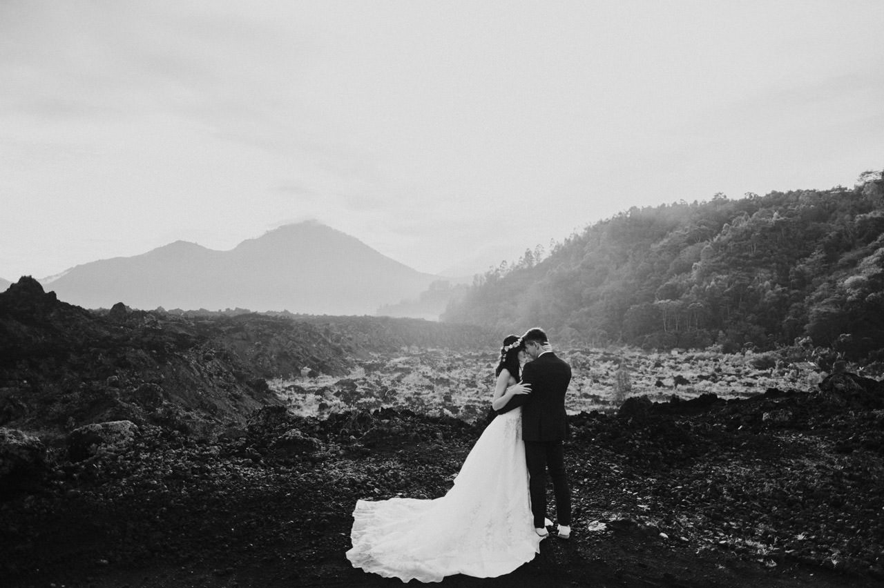 B&S: Full Day Bali Pre-Wedding Photography 14