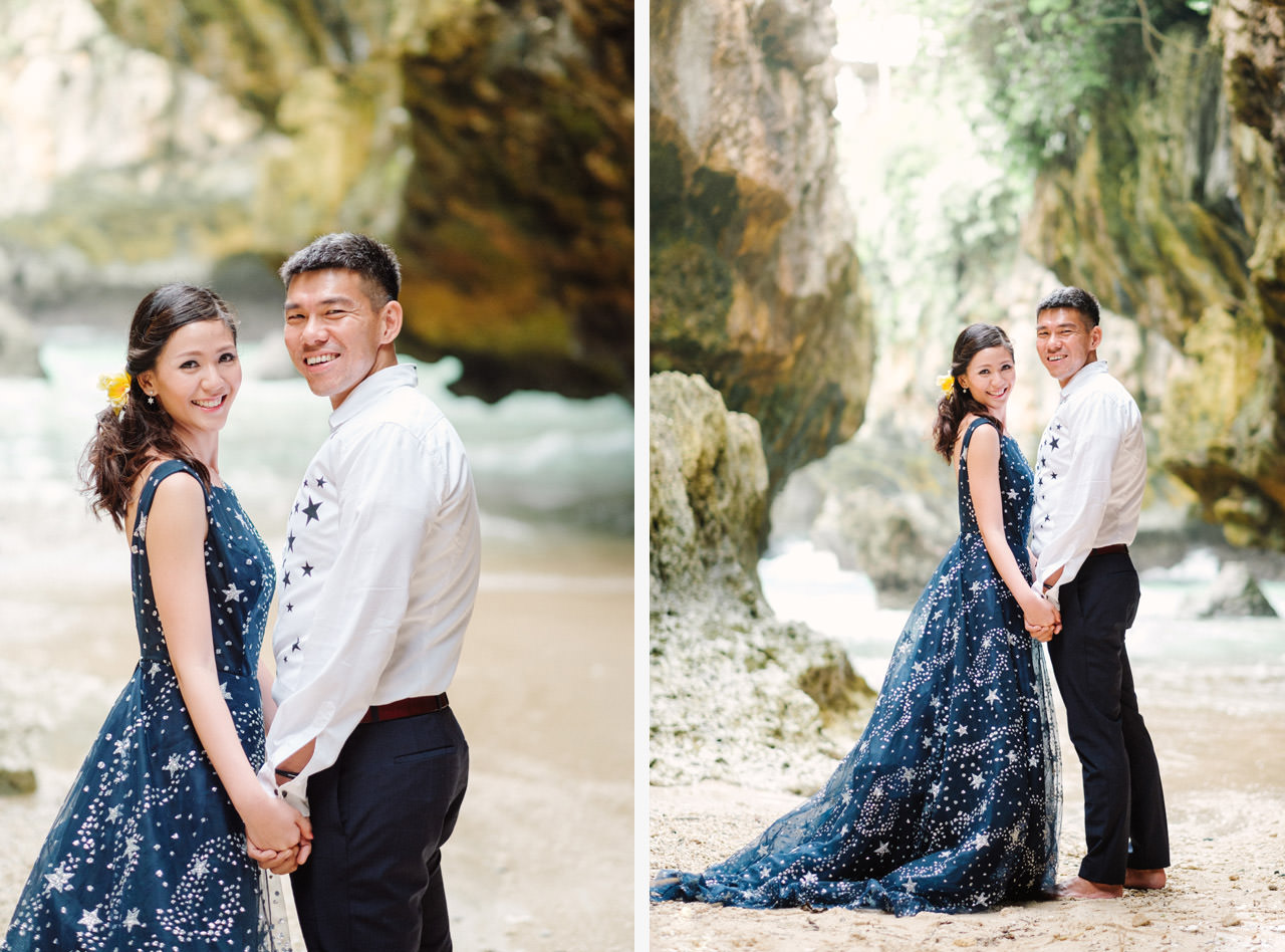 B&S: Full Day Bali Pre-Wedding Photography 33