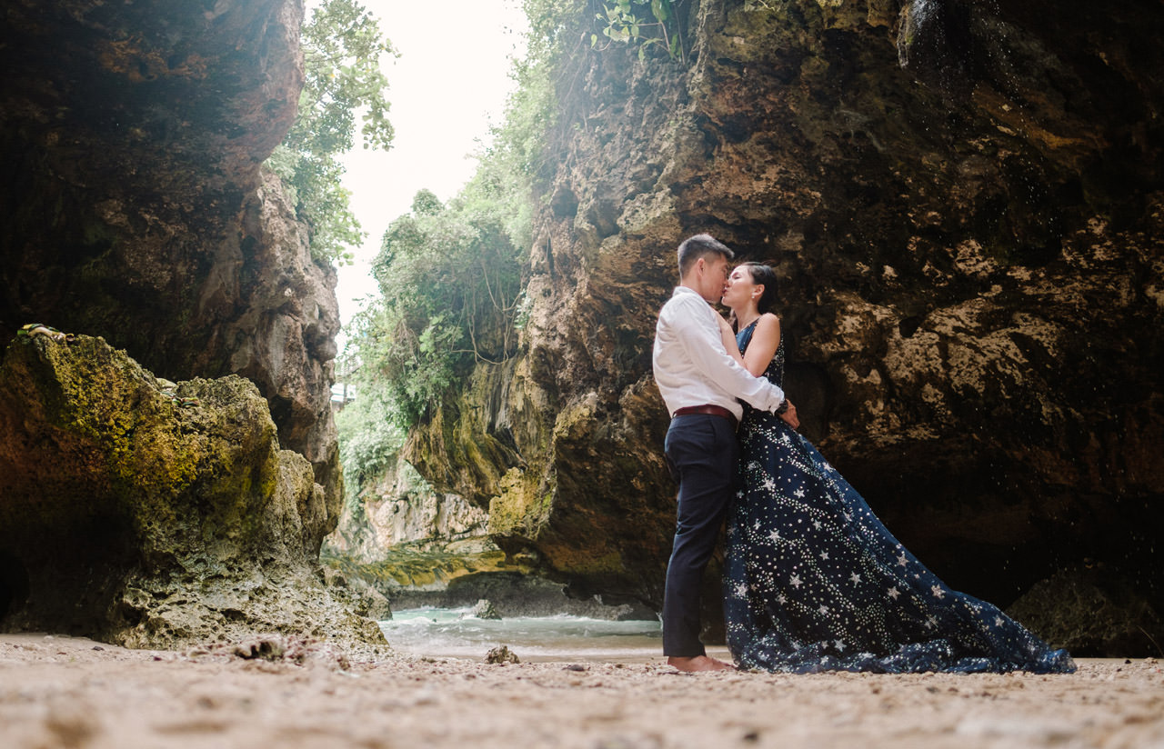 B&S: Full Day Bali Pre-Wedding Photography 35