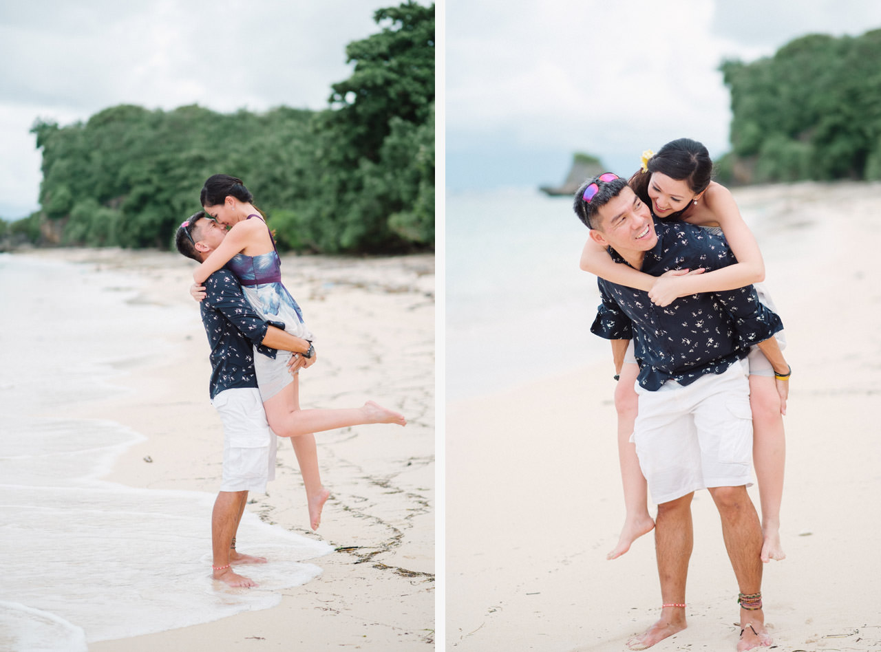 B&S: Full Day Bali Pre-Wedding Photography 40