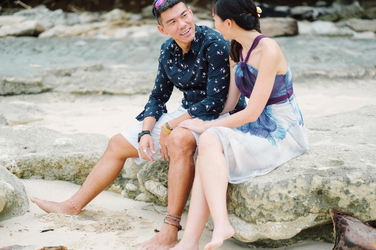 B&S: Full Day Bali Pre-Wedding Photography 44