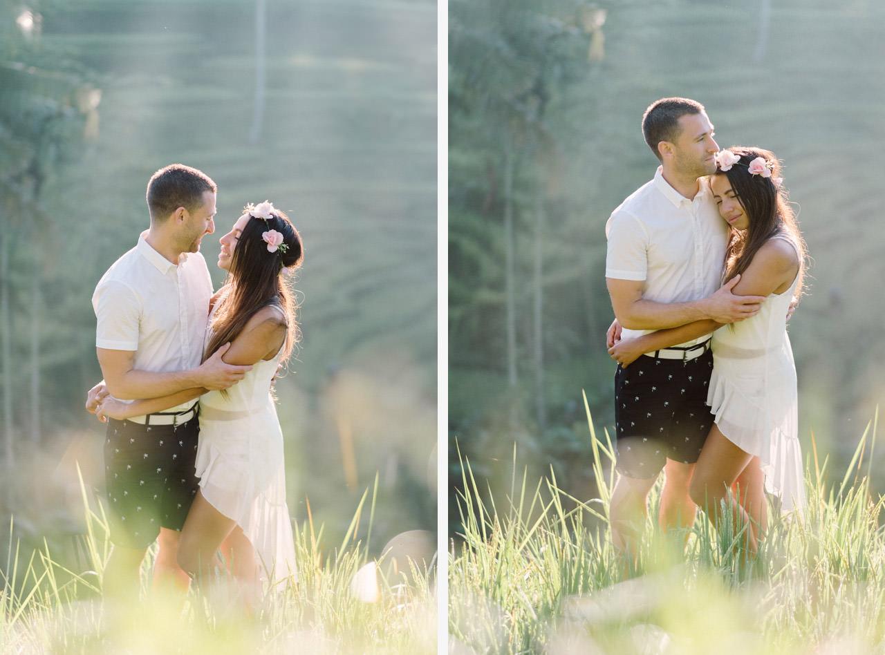 Bob & Vanessa: Ubud Bali Surprise Proposal Photography 11