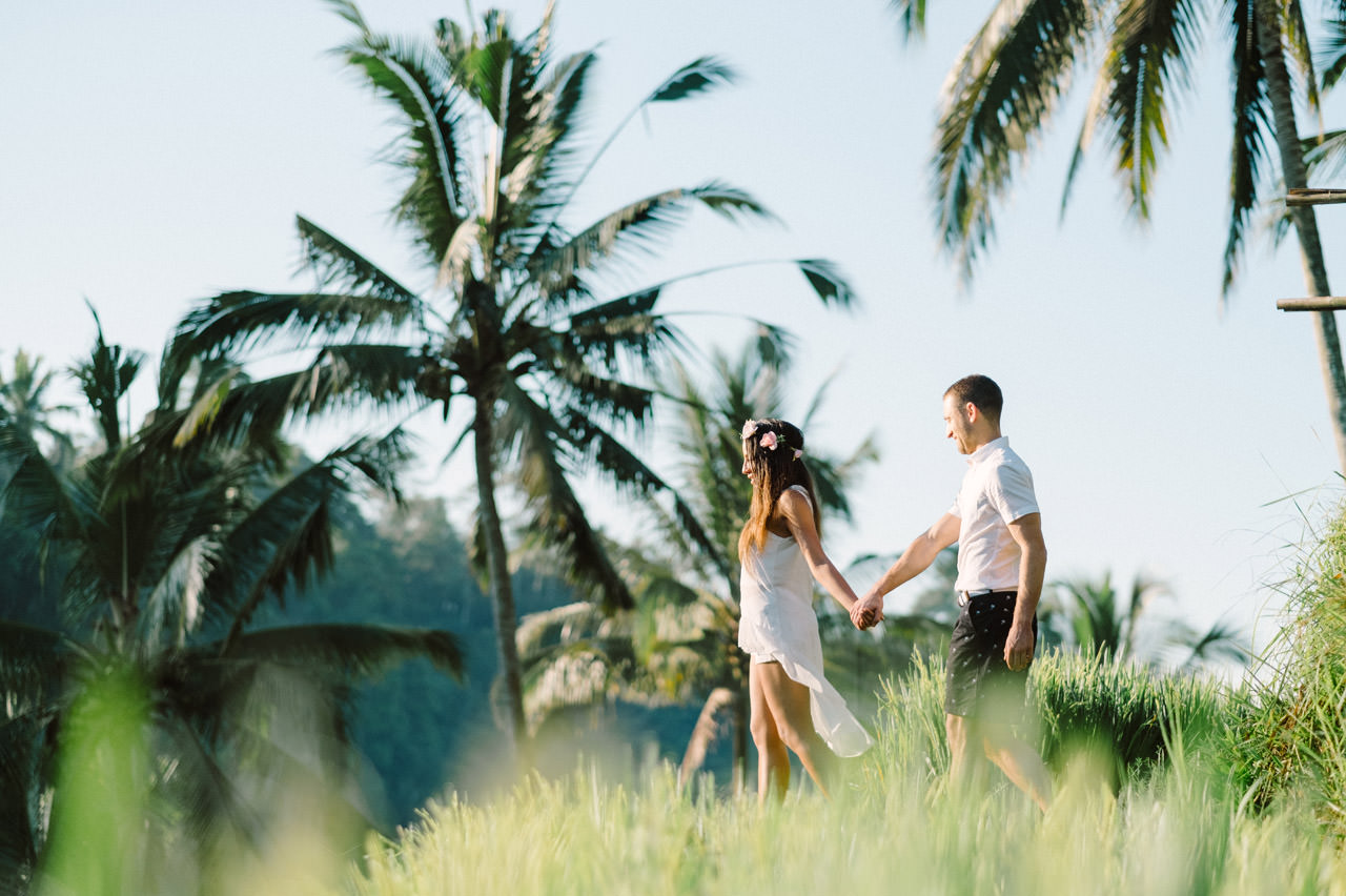 Bob & Vanessa: Ubud Bali Surprise Proposal Photography 12