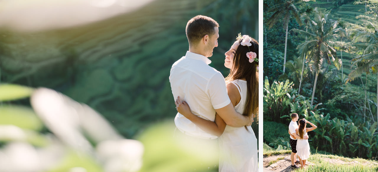 Bob & Vanessa: Ubud Bali Surprise Proposal Photography 18
