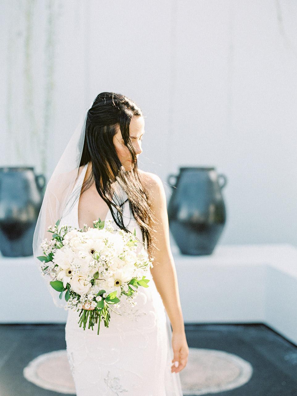 Bali Bridal Portrait