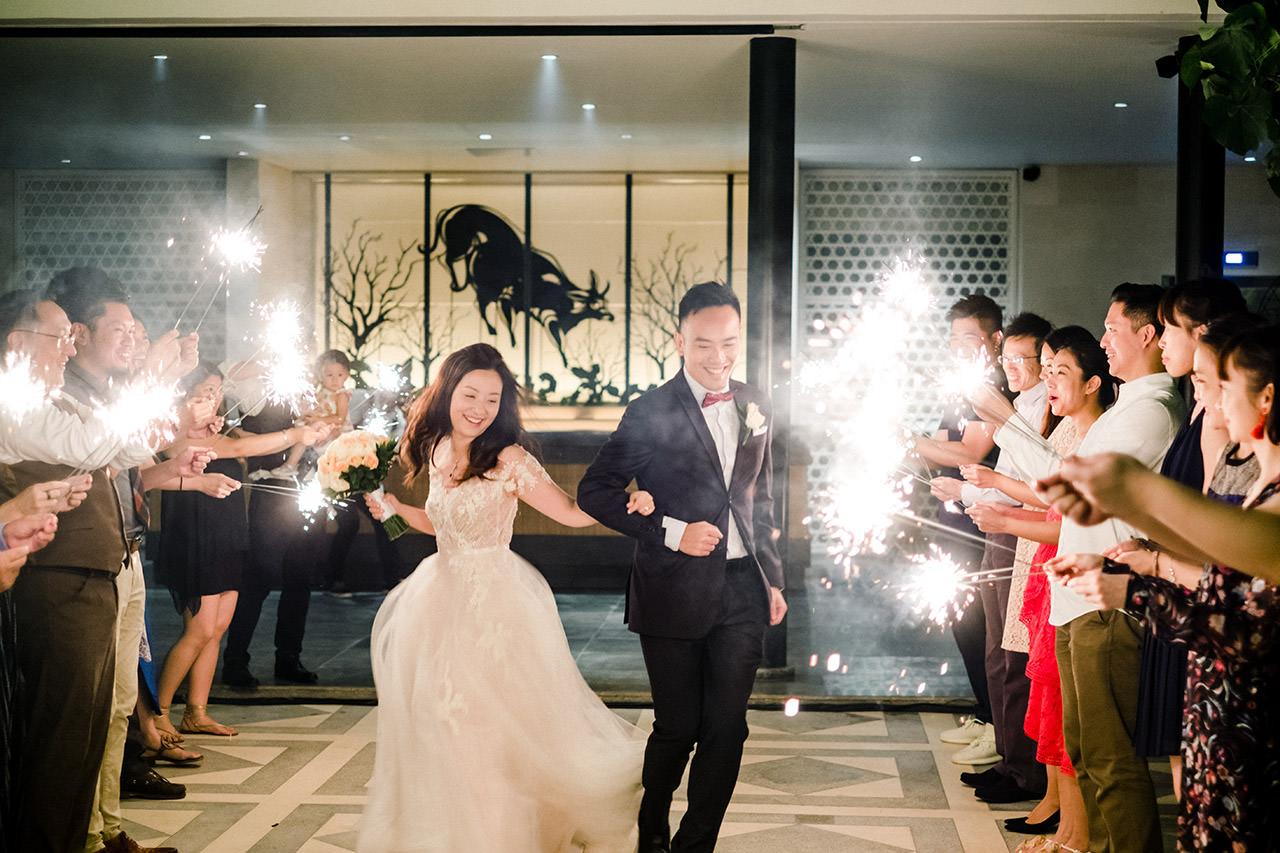 Wedding Grand Entrances
