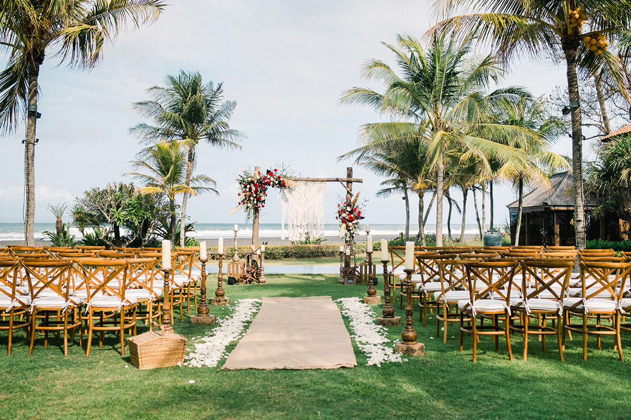 Jeeva Saba Bali Wedding Venue