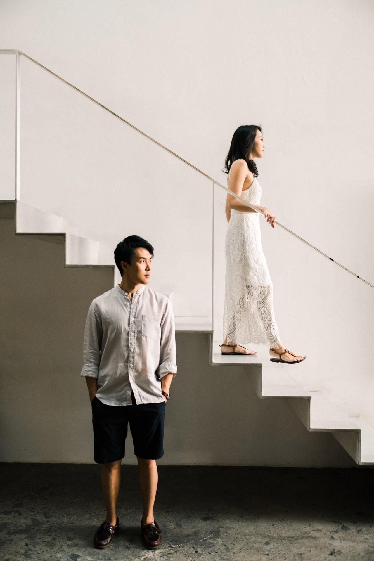 C&A: The Slow Bali Indoor Engagement Session 8