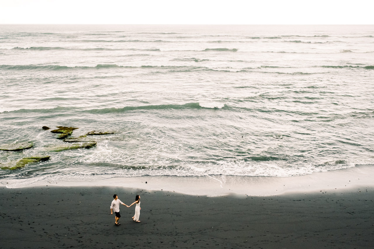 C&A: The Slow Bali Indoor Engagement Session 10