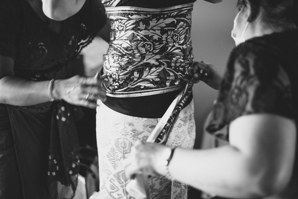 Cliff & Biana Traditional Bali Wedding 5