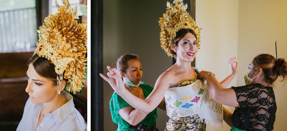 Cliff & Biana Traditional Bali Wedding 6