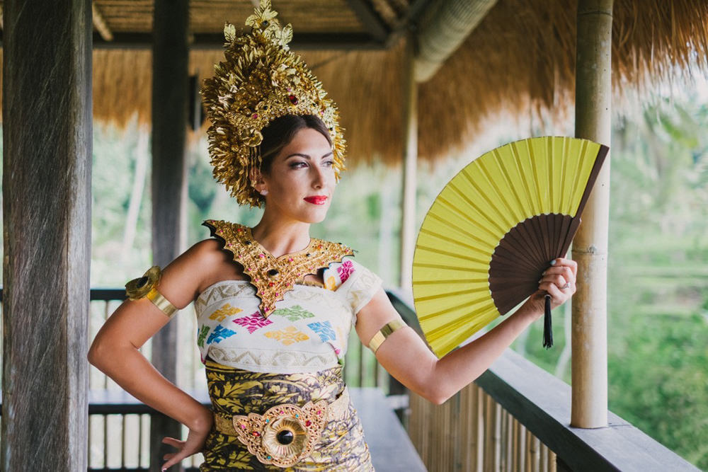 Cliff & Biana Traditional Bali Wedding 7