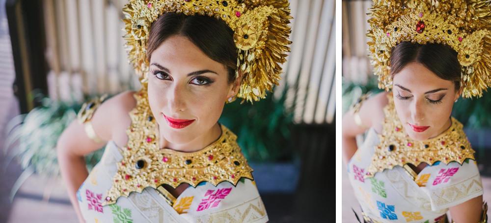 Cliff & Biana Traditional Bali Wedding 8