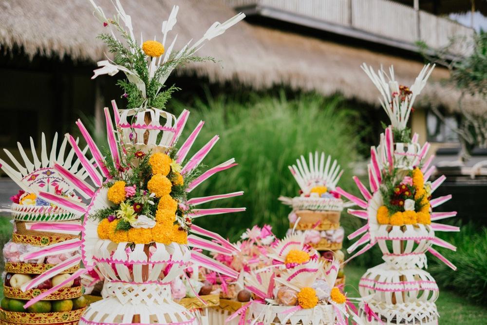 Cliff & Biana Traditional Bali Wedding 15