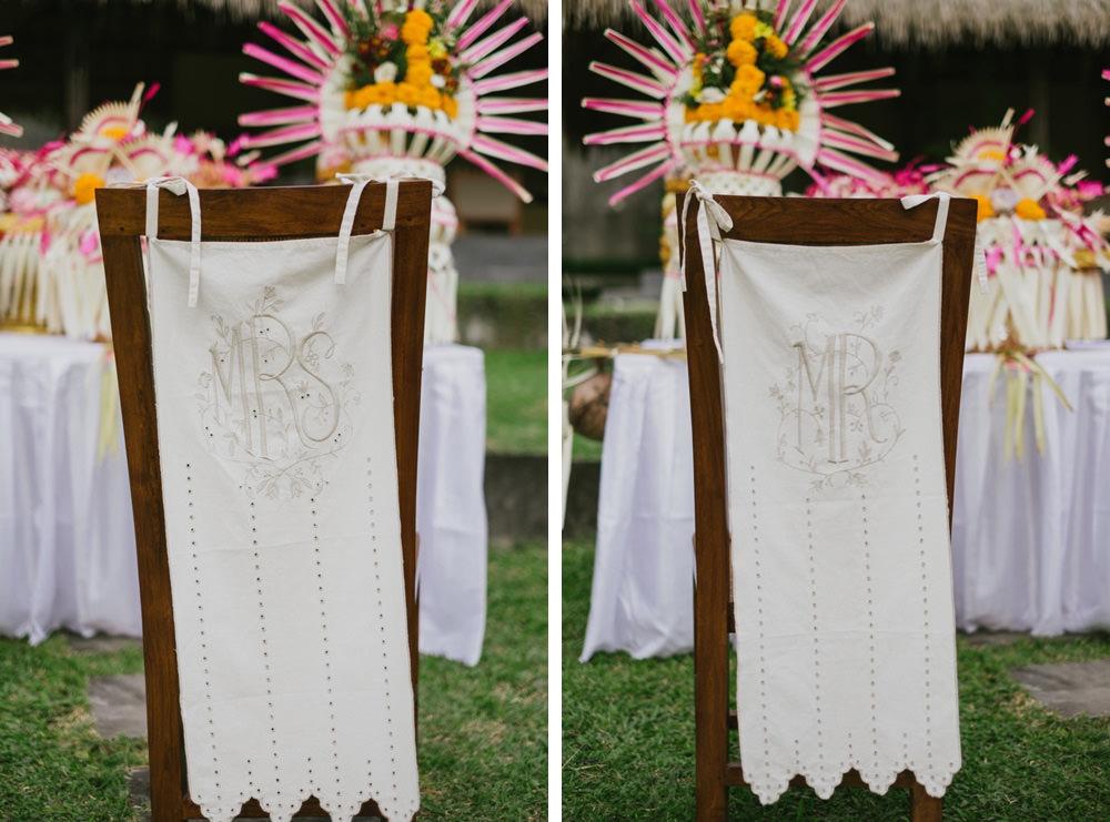Cliff & Biana Traditional Bali Wedding 16