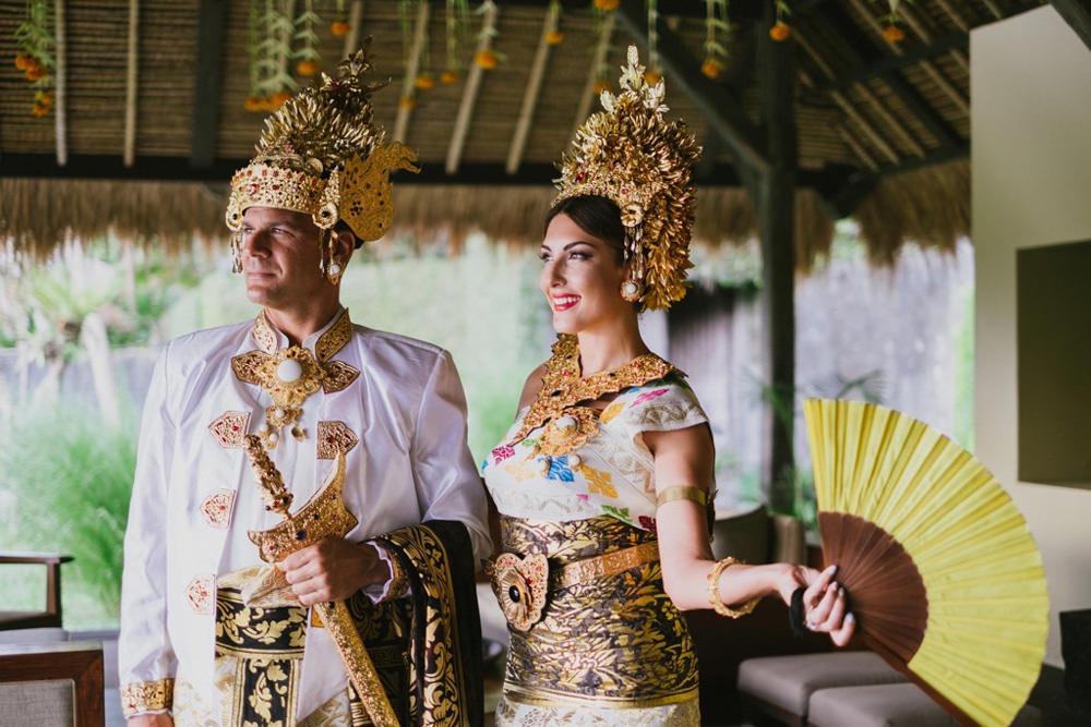 Cliff & Biana Traditional Bali Wedding 20