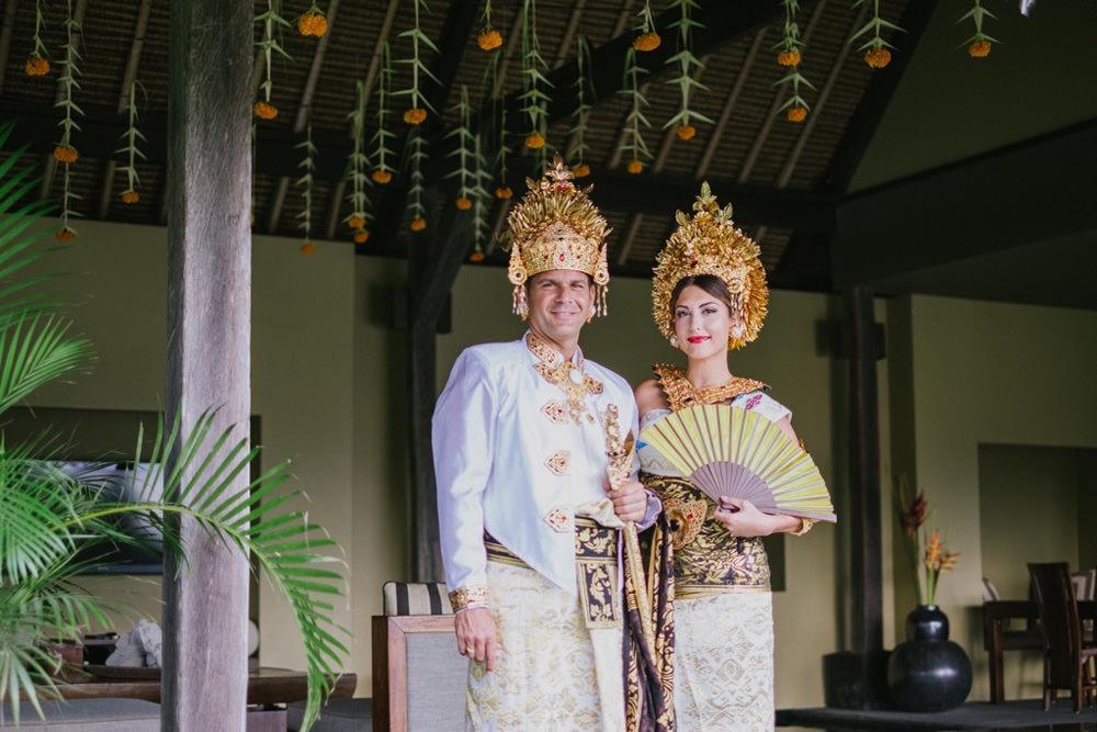 Cliff & Biana Traditional Bali Wedding 21