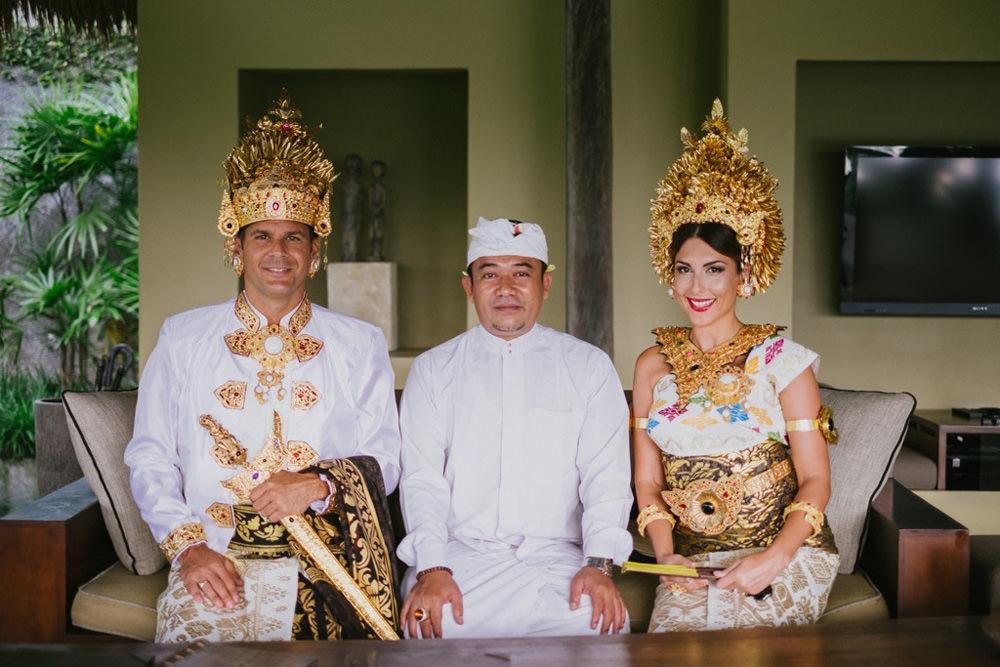 Cliff & Biana Traditional Bali Wedding 22