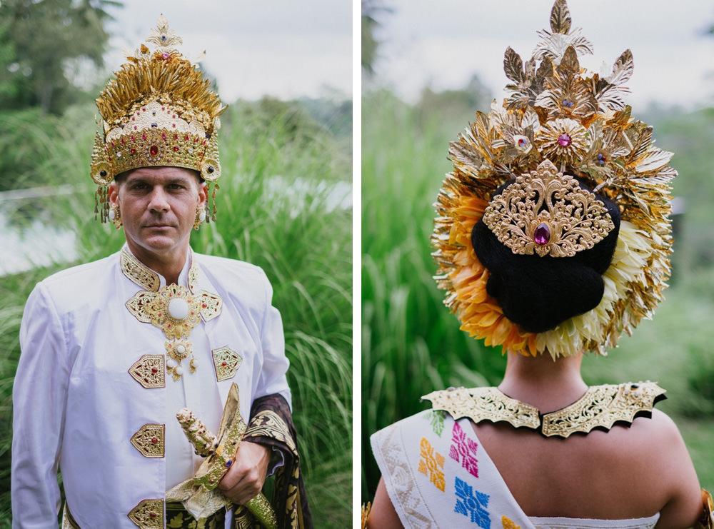 Cliff & Biana Traditional Bali Wedding 23