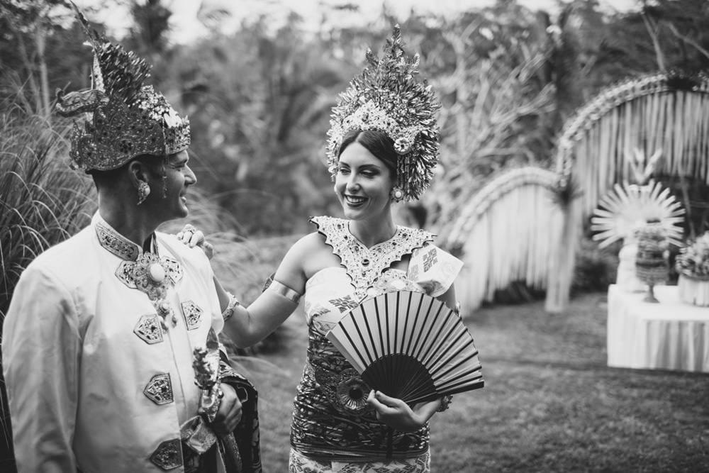 Cliff & Biana Traditional Bali Wedding 24