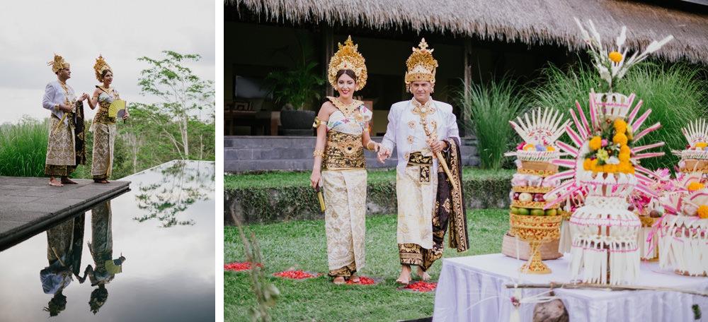 Cliff & Biana Traditional Bali Wedding 25