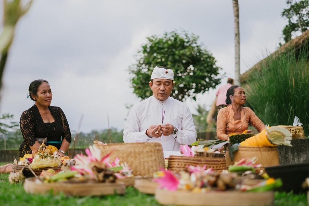 Cliff & Biana Traditional Bali Wedding 26