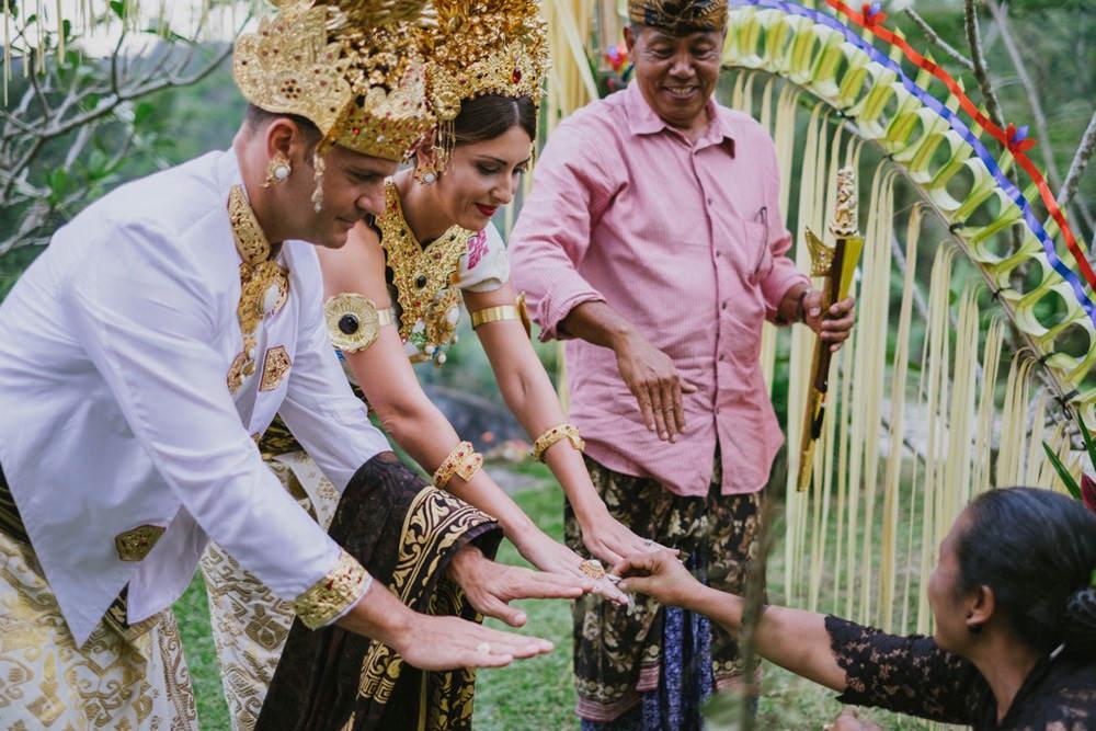 Cliff & Biana Traditional Bali Wedding 27