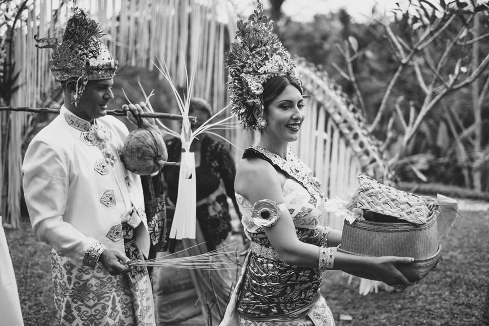 Cliff & Biana Traditional Bali Wedding 38