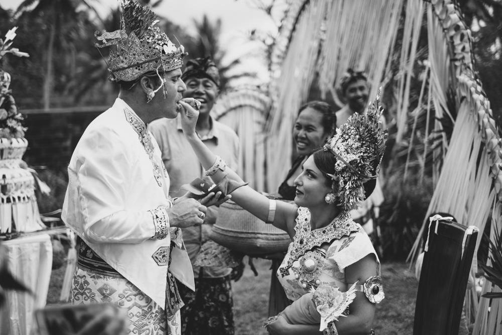 Cliff & Biana Traditional Bali Wedding 39