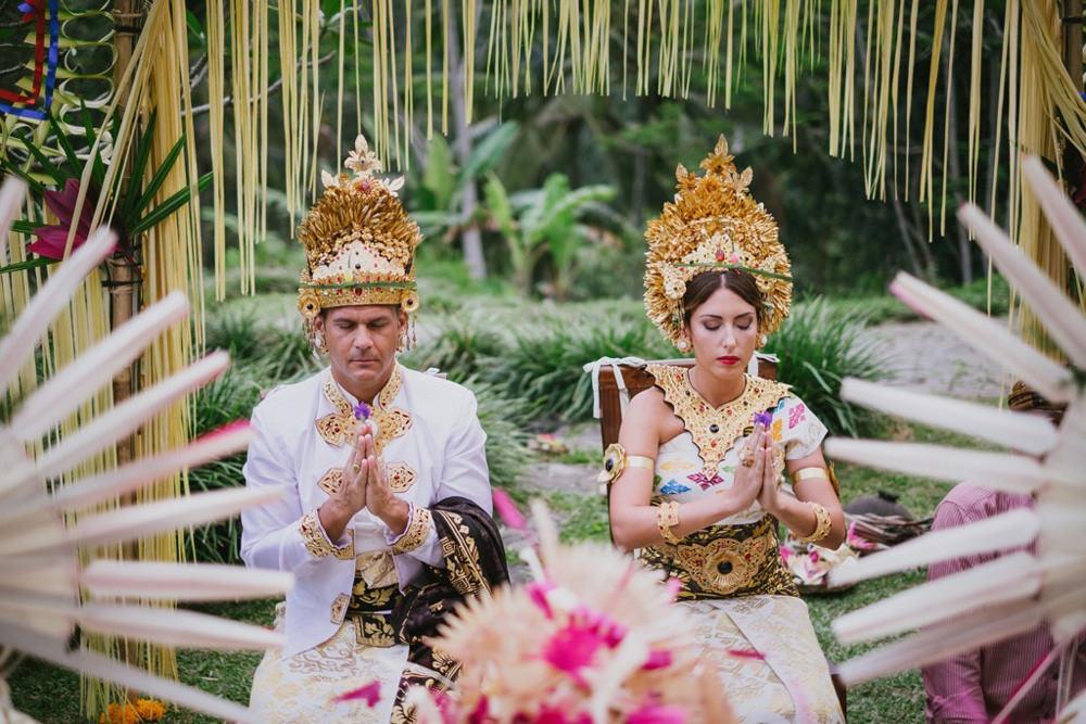 Cliff & Biana Traditional Bali Wedding 41