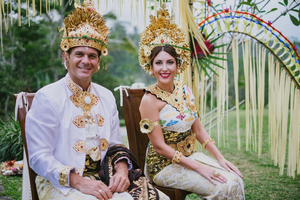Cliff & Biana Traditional Bali Wedding 43