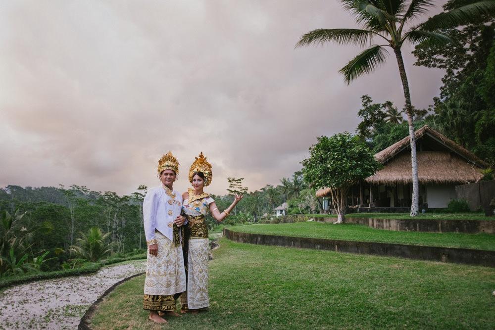 Cliff & Biana Traditional Bali Wedding 45