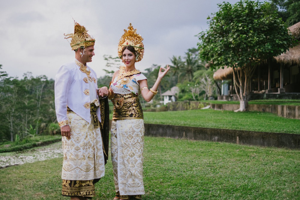 Cliff & Biana Traditional Bali Wedding 46