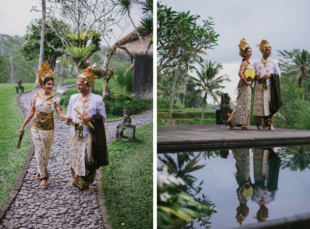 Cliff & Biana Traditional Bali Wedding 47