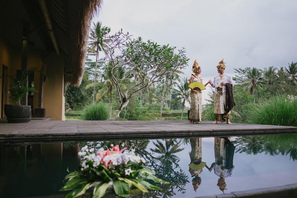 Cliff & Biana Traditional Bali Wedding 48