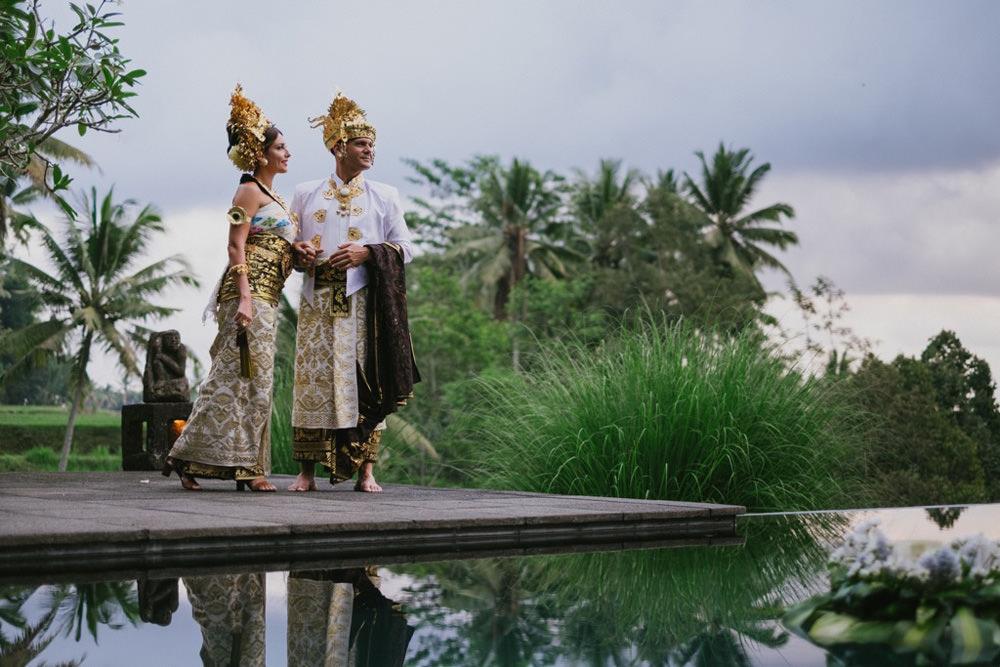 Cliff & Biana Traditional Bali Wedding 49