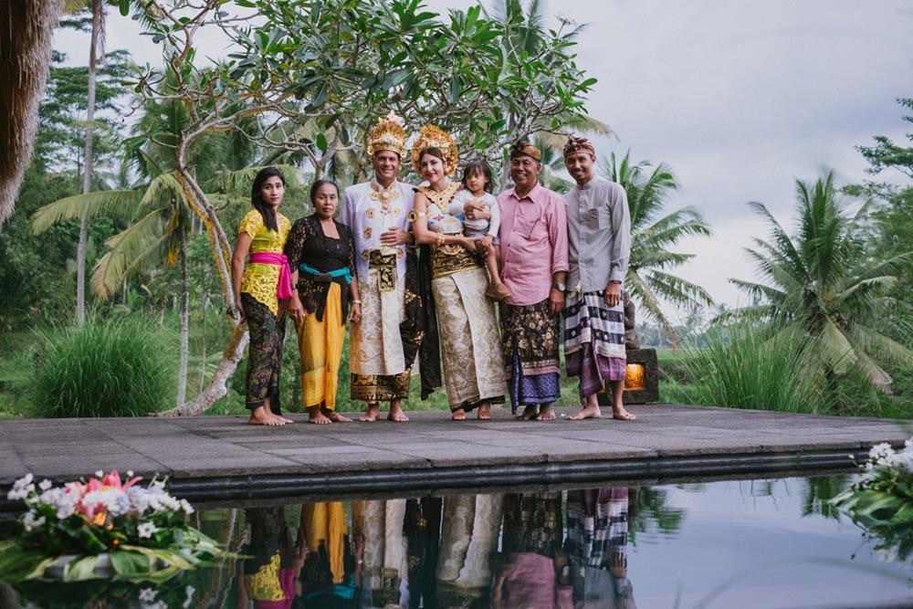 Cliff & Biana Traditional Bali Wedding 50