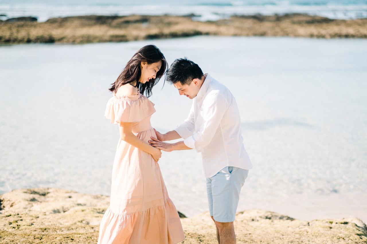 C&C: Heartwarming Maternity Photoshoot in Bali 2