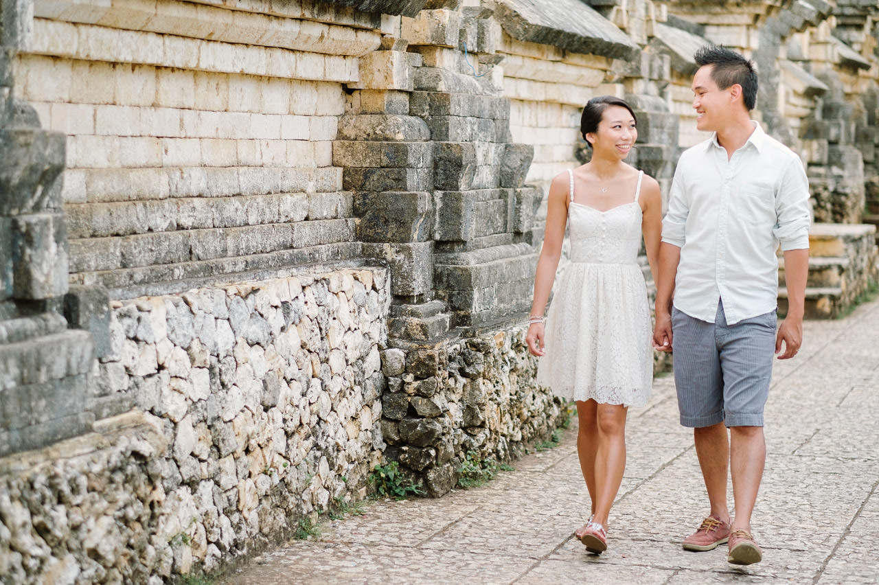 C&D: Honeymoon Photography Uluwatu Beach Bali 4