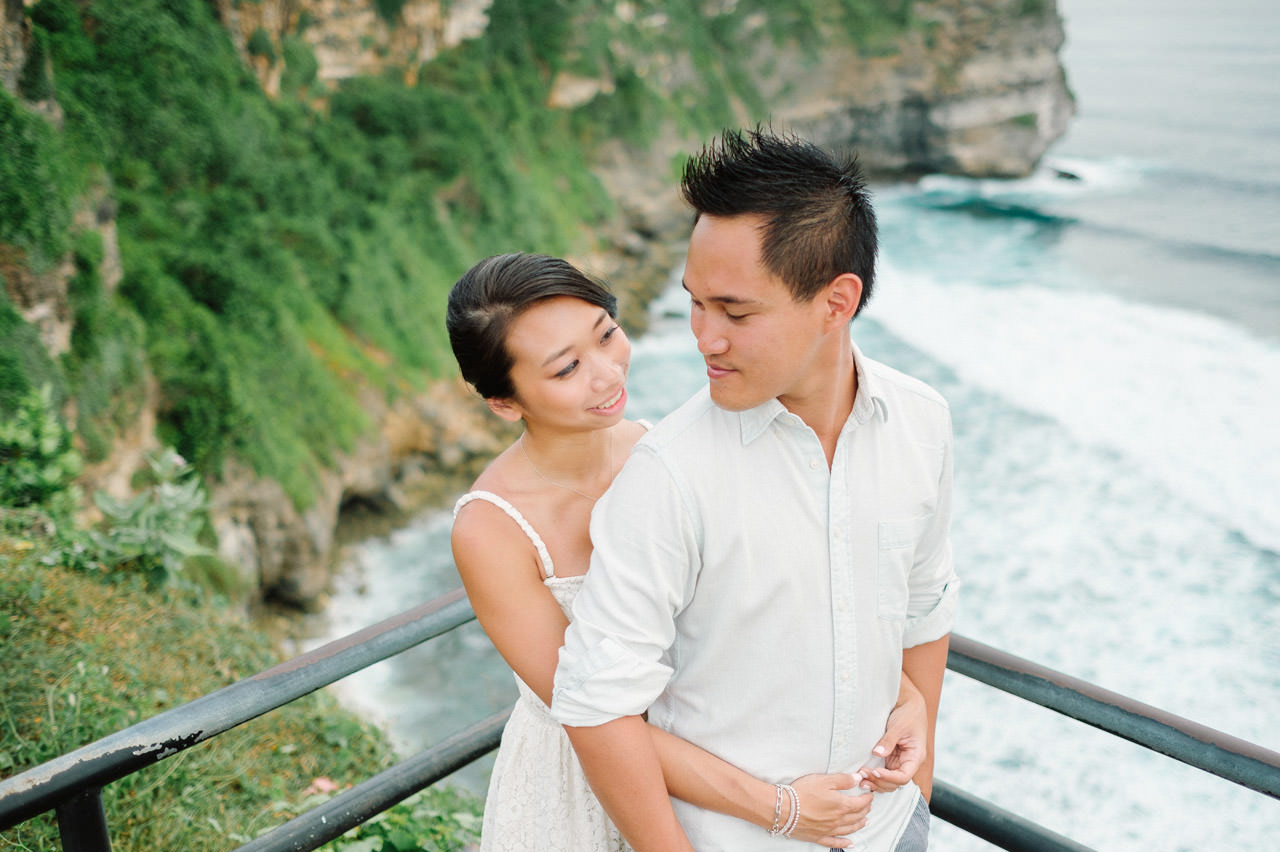C&D: Honeymoon Photography Uluwatu Beach Bali 5