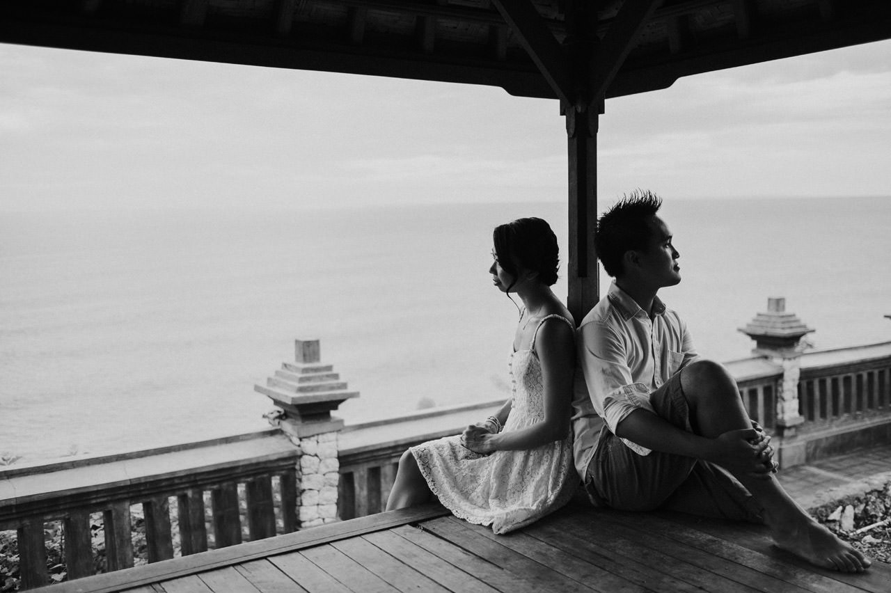 C&D: Honeymoon Photography Uluwatu Beach Bali 7