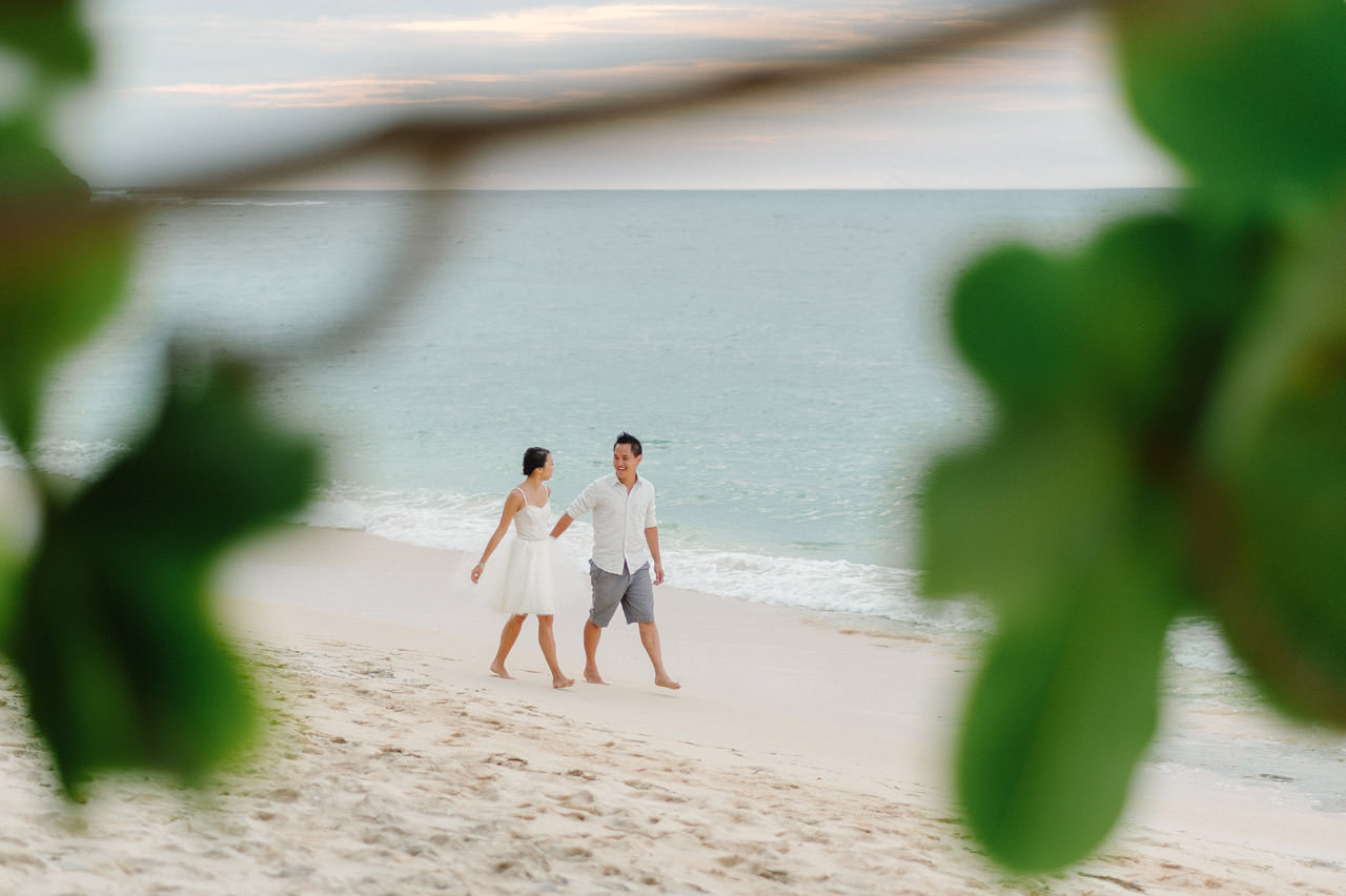 C&D: Honeymoon Photography Uluwatu Beach Bali 8