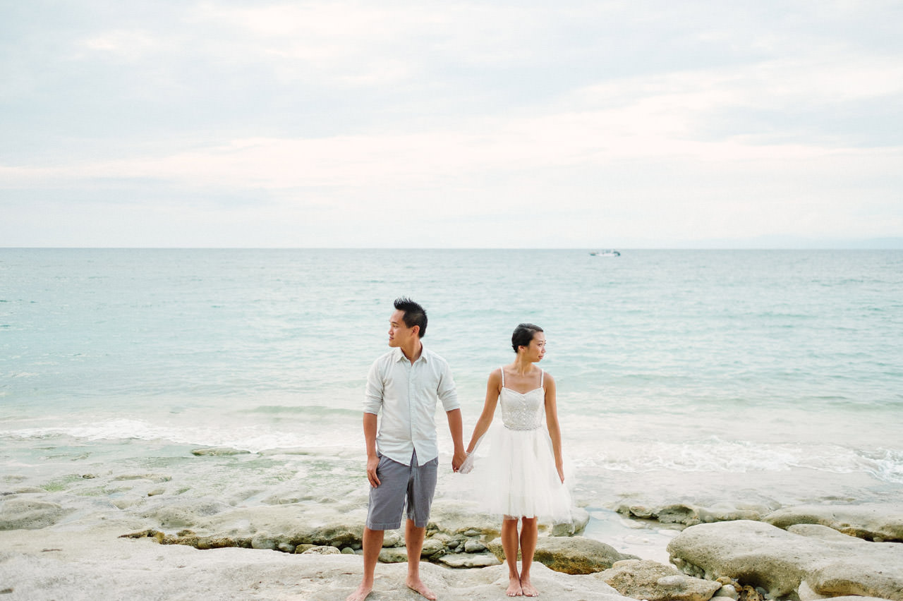 C&D: Honeymoon Photography Uluwatu Beach Bali 14